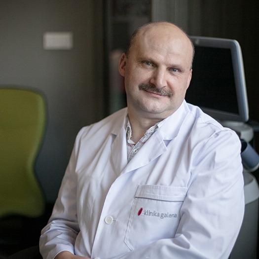 lek. med. Bogusław Mojżesz