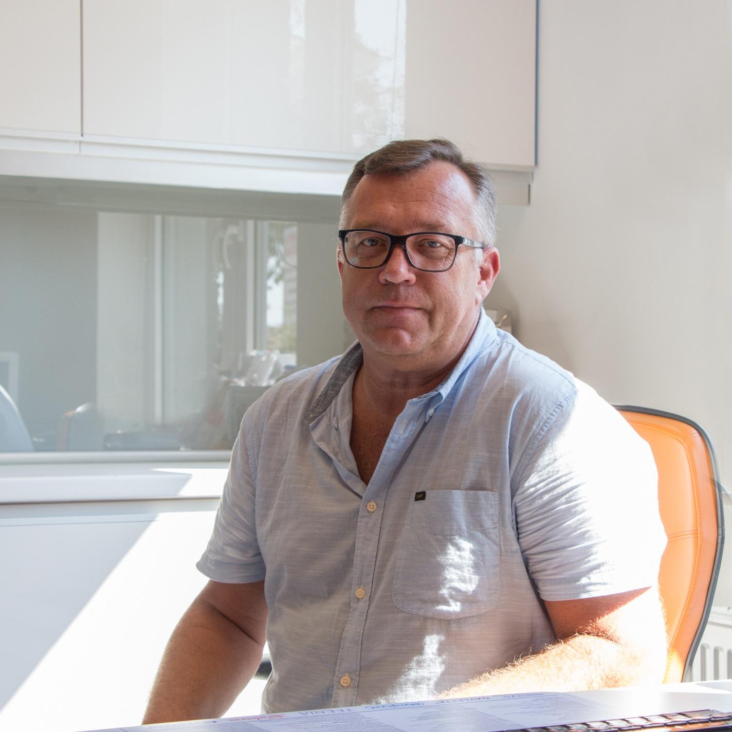 lek. med. Wiesław Janusz
