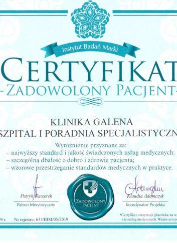 Certyfikat_zadowolony-pacjent_2019